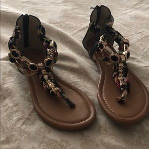 4de85c4ec VENUS Shoes -  Women s Embellished Rope Sandal